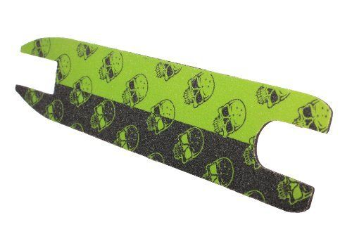 MGP Shock Skull Print Grip Tape with 10 Stickers White