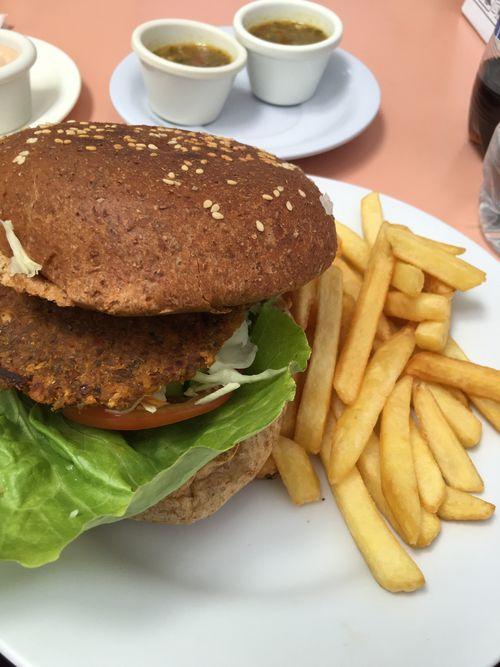 San Jose Wandering And Vegan Food Food Vegan Recipes Burger And Fries