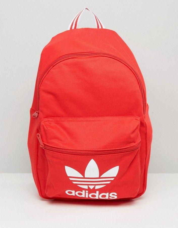 Adidas adidas Originals Backpack With Trefoil Logo  73c3d7094402a