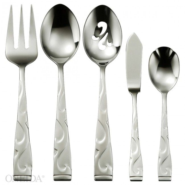 Tuscany 5 Piece Serving Set