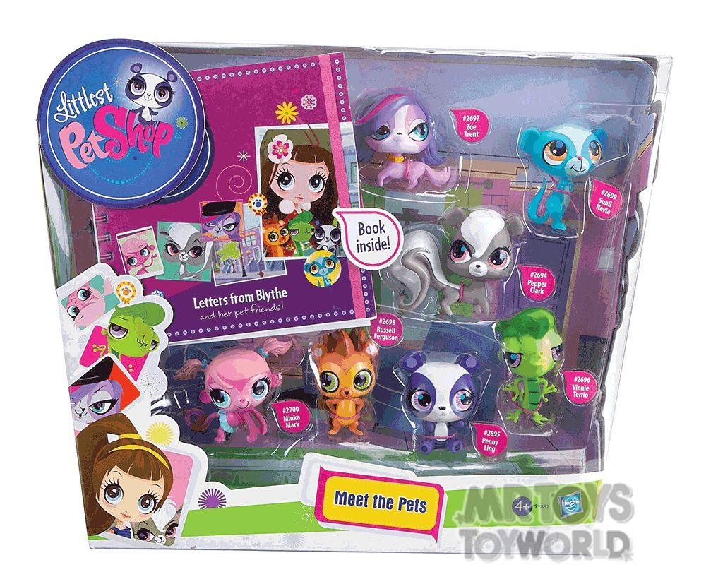 littlest pet shop meet the pets pet shop stuff pinterest