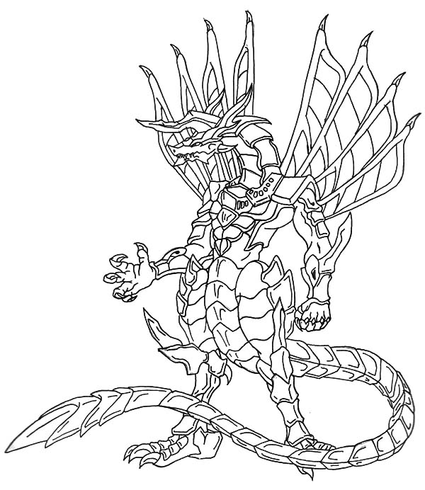 Bakug Bakugan Titanium Dragonoid Coloring Pages Bulk Color Coloring Pages Coloring Pictures Character Art