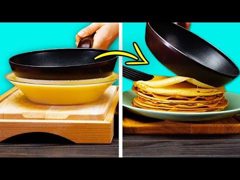 Ulatw Sobie Zycie Proste Triki Chefow Kuchni Kuchenne Hacki I Szybkie Przepisy Youtube Easy Cooking Cooking Quick Recipes