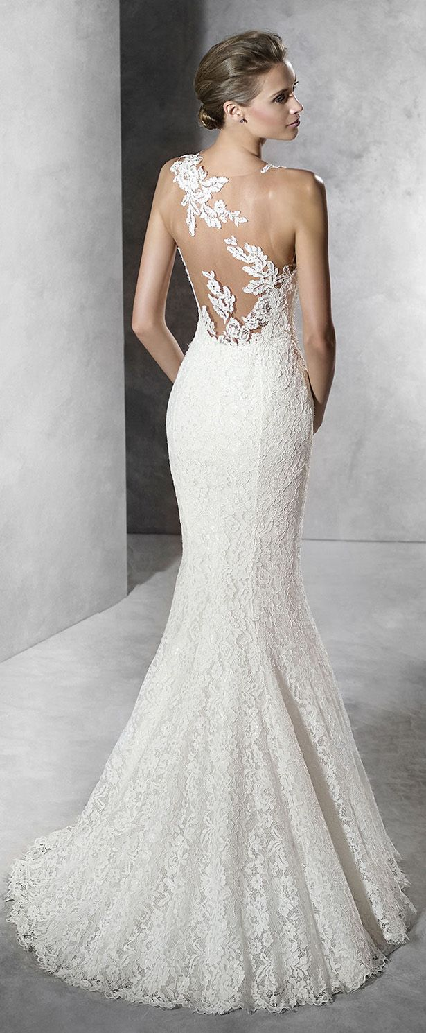 Pronovias bridal collection part beautiful belle and wedding