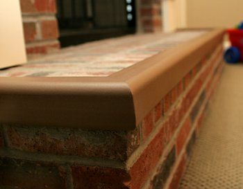 Fireplace Safety adjustable fireplace hearth safety pad | jack | pinterest