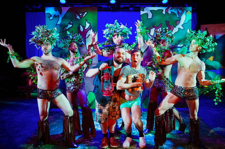 Camp Morning Wood Pride Month at Peter Jay Sharp Theater