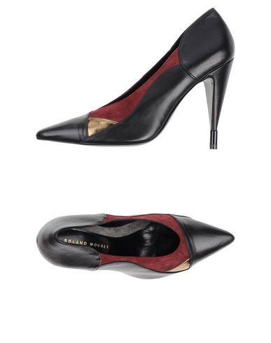ROLAND MOURET Pump. #rolandmouret #shoes #pump