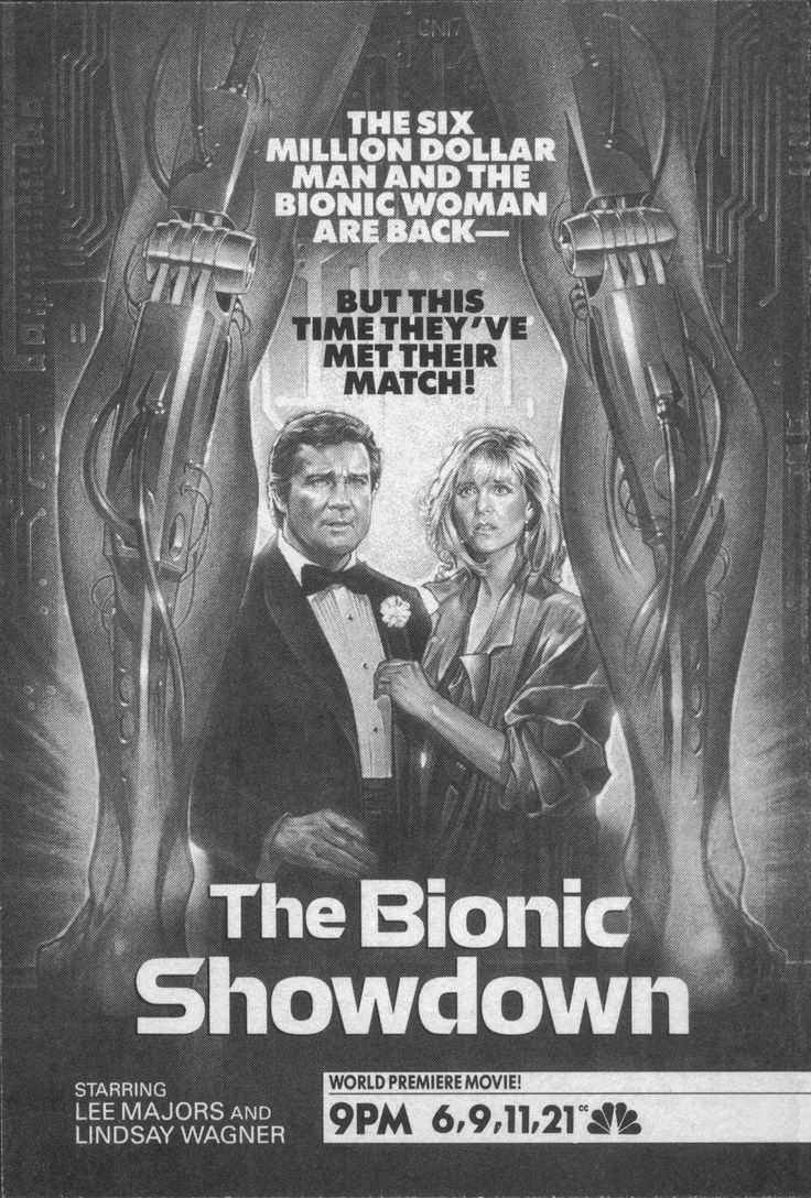 Image result for bionic showdown