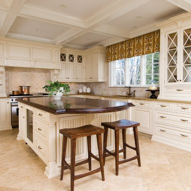 Upper Cabinets Resting On Counter Design Ideas Pictures Remodel And Decor Traditional Kitchen Design Kitchen Design Modern Kitchen Design