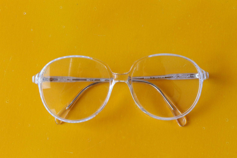 cc588ace6b selten-kirchhofer-frauen-woman-white-frame-vintage-eyeglasses -horn-rimmed-retro-hipster-germany-glasses