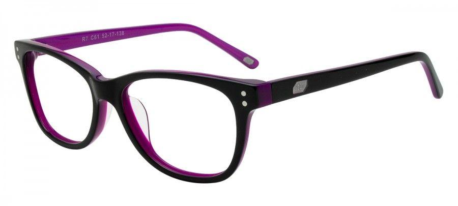 024186d0f IT Sabrina Sato Talented R7 - Preto/Roxo - C61 | oculos de grau ...