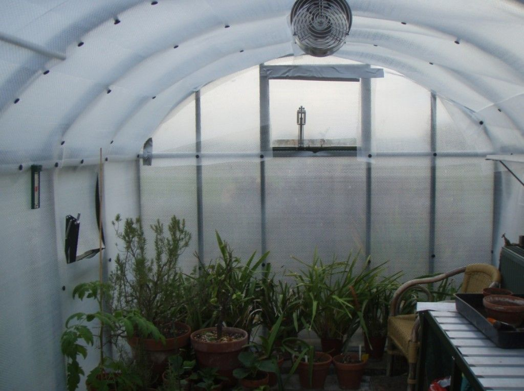 How To Insulate A Greenhouse For Winter With Bubble Wrap By Hartley Botanic