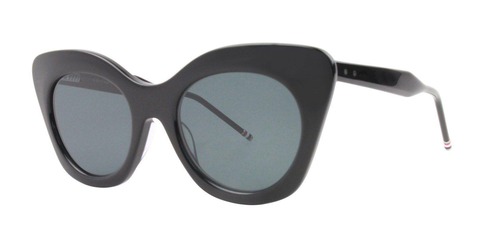 327e6a5330f3 Thom Browne - TB-508 Black - Dark Grey - AR-sunglasses-Designer Eyes ...
