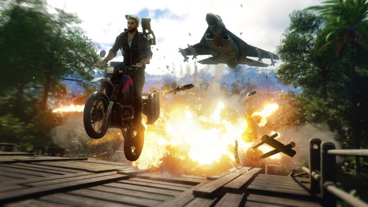 Xbox One Digital Codes: Just Cause 3 $8.10, Assassin's ...