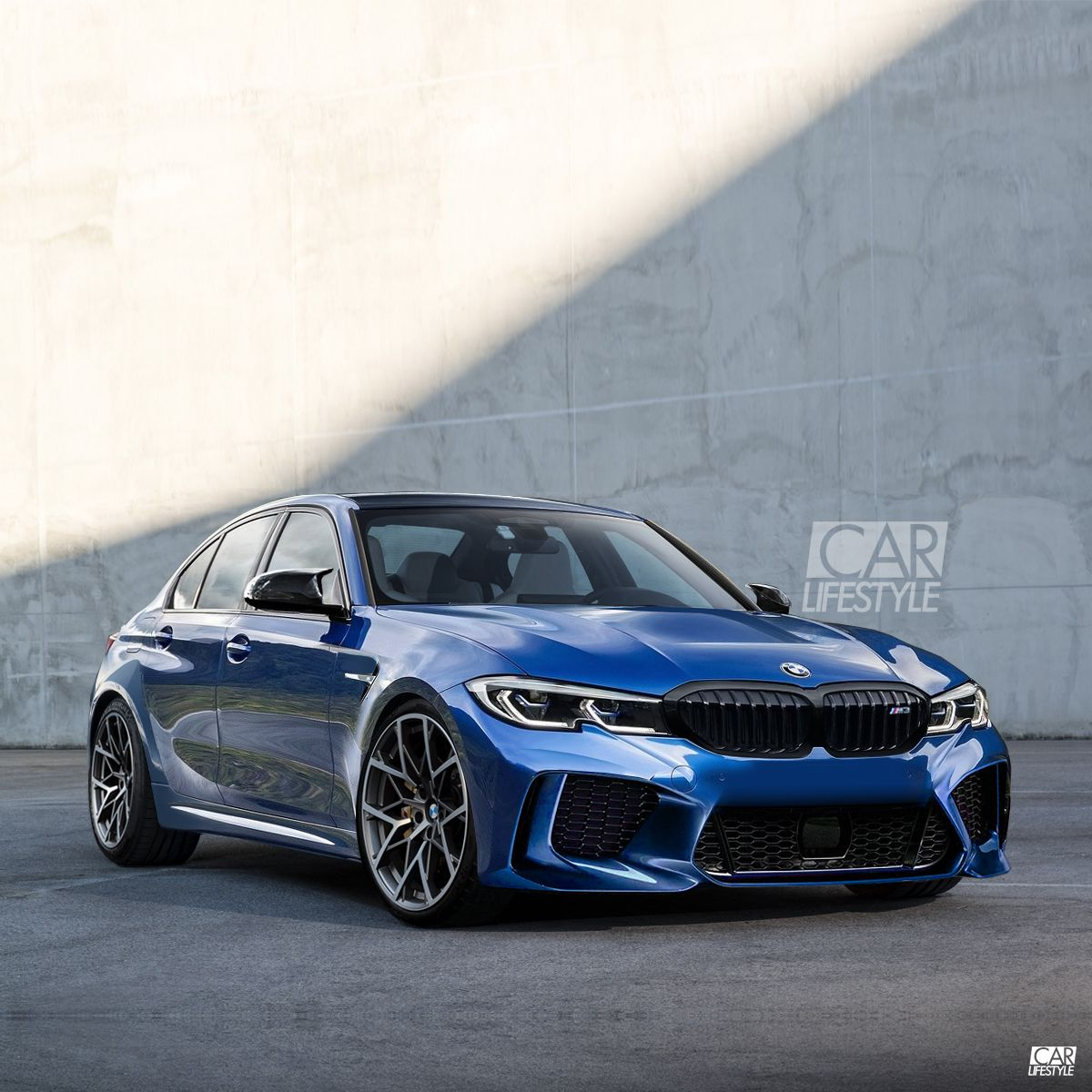 2020 Bmw G80 M3 Render Carlifestyle Bmw M3 Bmw Super Cars