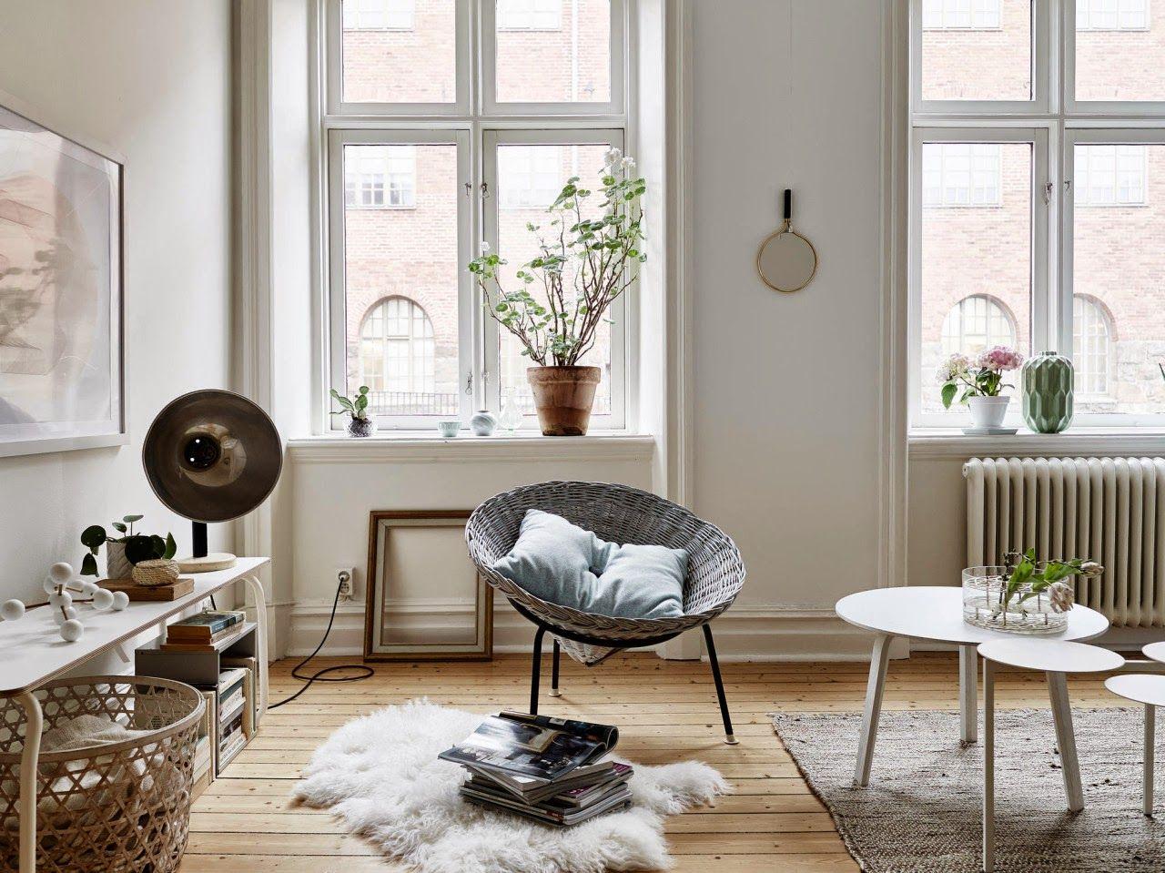 Small dreamy studio apartment | Daily Dream Decor