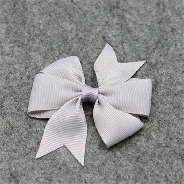 Hot accesorios para el pelo Baby Ribbon Bow Cute Girls Hairpins Children Hair Clip hair accessories Headwear