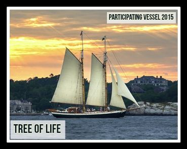 Tree of Life is a masterpiece of craftsmanship. Combining old world and traditional design with modern hull construction, she has circled the globe twice since 2013.