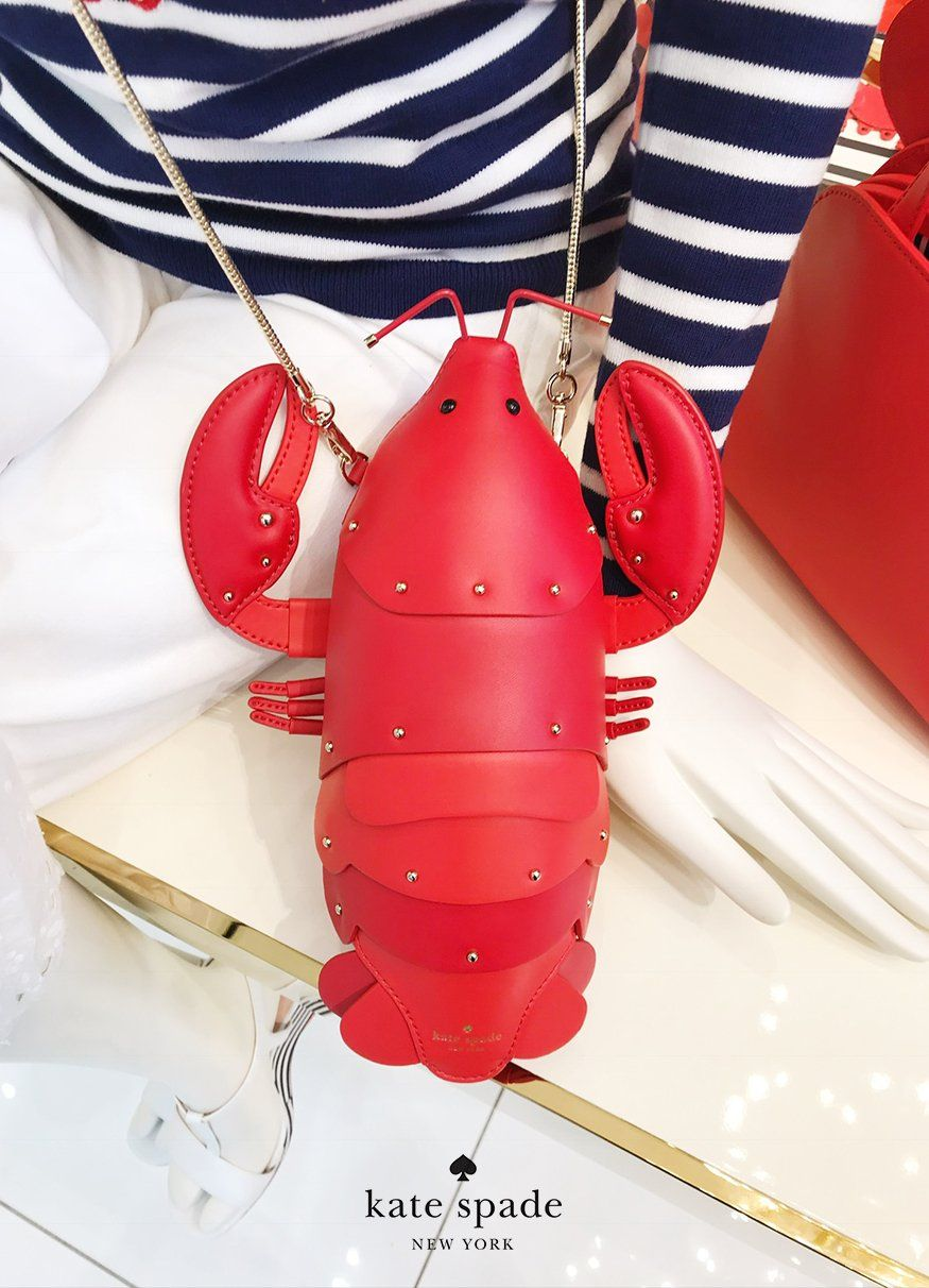 """wholesale dealer 1cb0e 90b12 Lobster bag by kate spade 