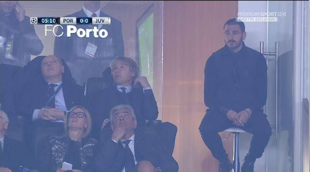 Champions, Porto-Juventus 0-2 http://gianluigibuffon.forumo.de/post79406.html#p79406