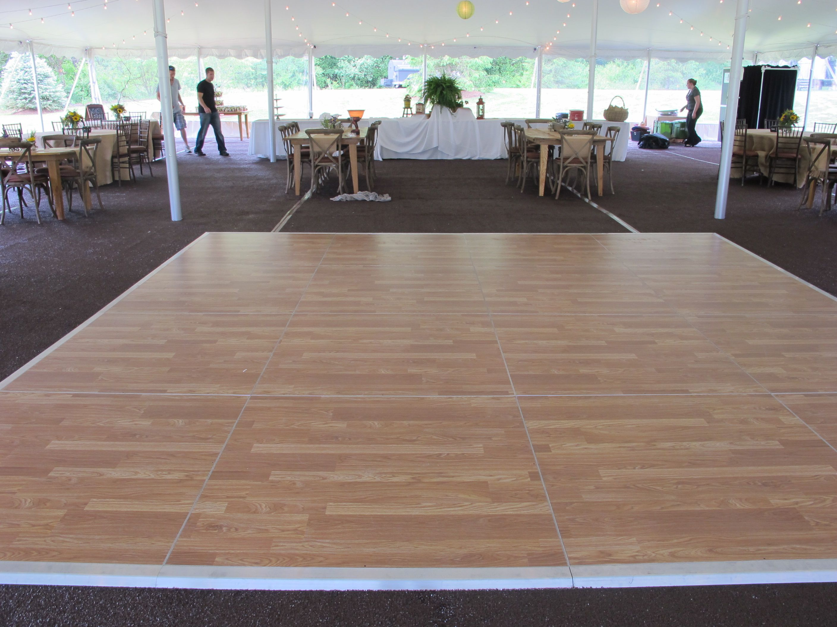 We Are Leading Manufacturer And Supplier Of Dance Floors