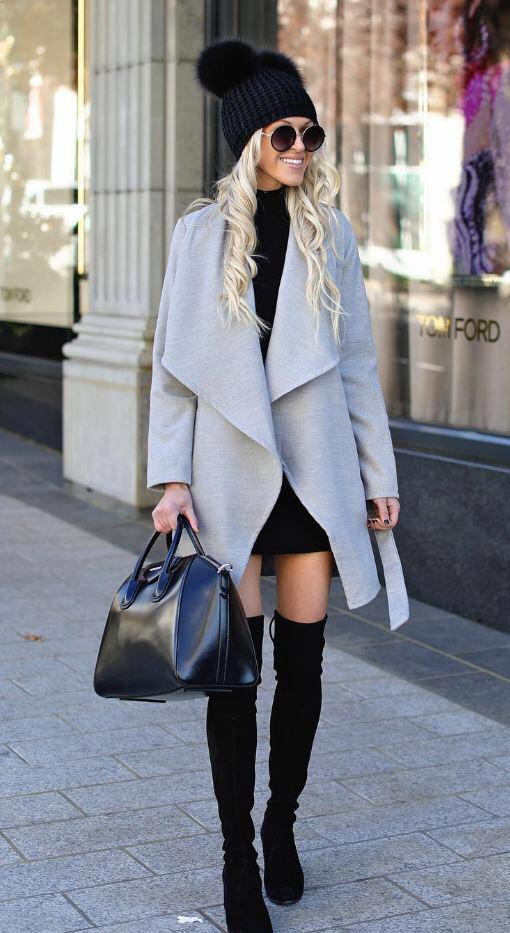 40 migliori tendenze della moda autunno inverno per il 2019 – List Inspire # fallfashion2019col …