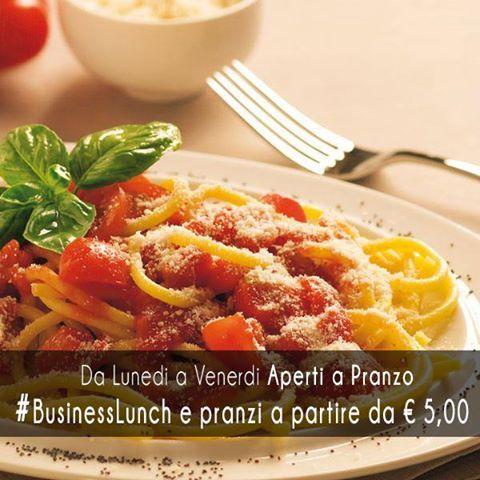 Vieni a scoprire il nostro business lunch #Ristorante #Battipaglia #Aperto a #Pranzo