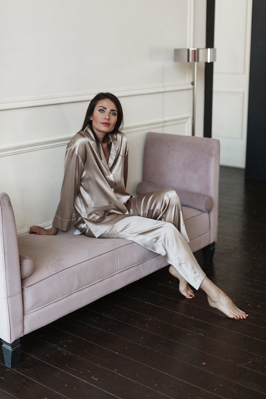 This item is unavailable   Etsy   Silk pajamas, Silk