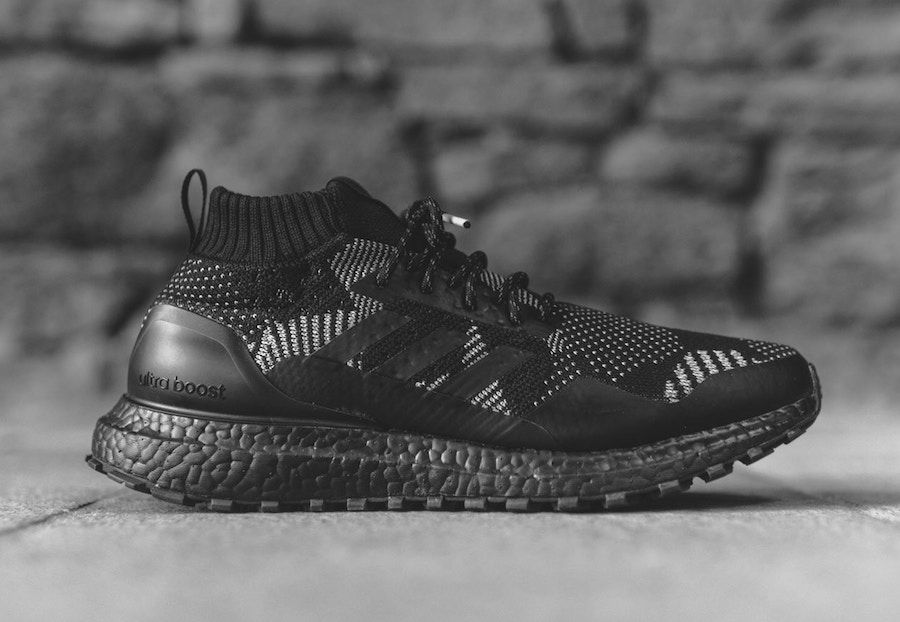 Nonnative on the adidas Ultra Boost Mid