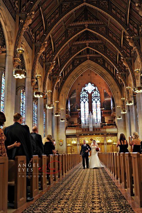 Queen of All Saints Basilica, Chicago wedding ceremonies