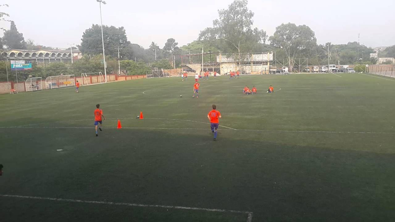 Sesion de Entrenamiento Futbol para Delanteros  b628d37f3d8a7
