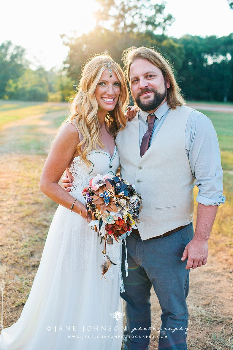 Coy + Kylie Bowles A Wedding Sneak Peek Zac Brown