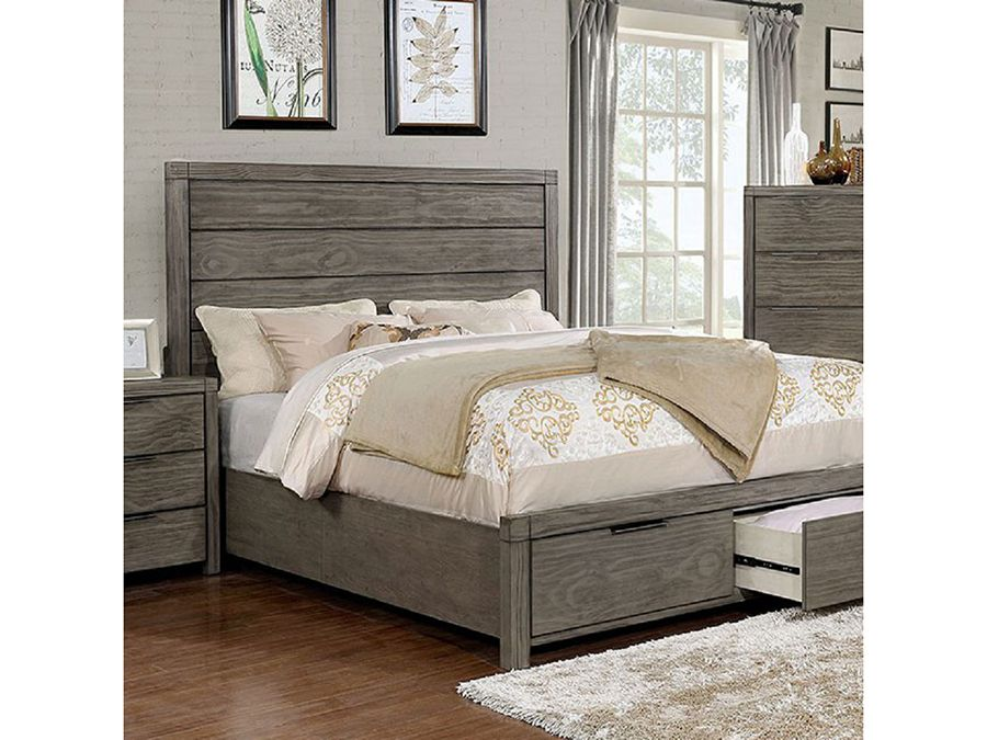 Asterope Cal King Storage Bed Bed Frame With Storage Furniture