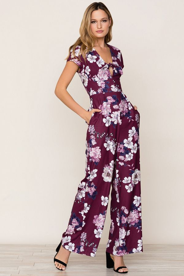 001c33362dc6 Yumi Kim Saturday Night Jumpsuit Easy and chic for night out