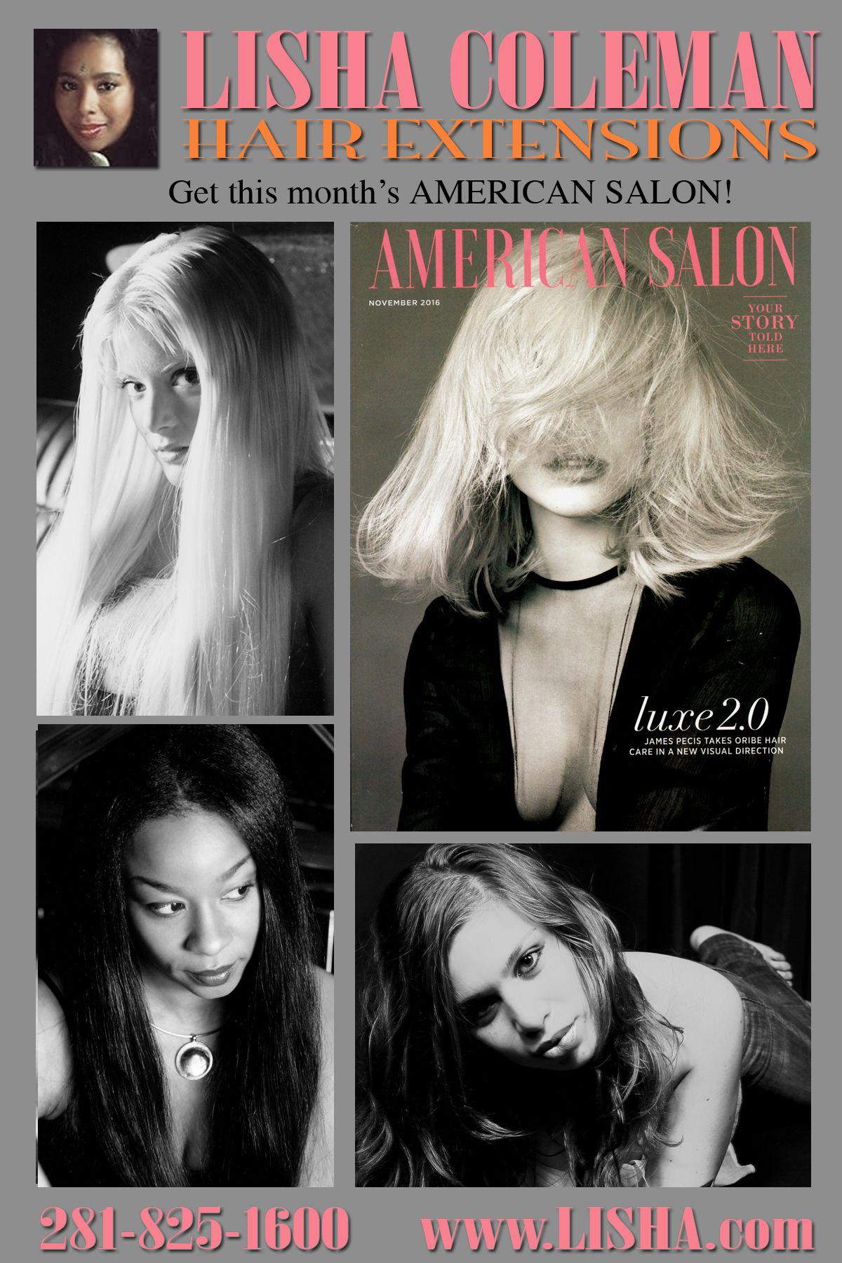Get This Months American Salon Magazine For The Latest In Hair