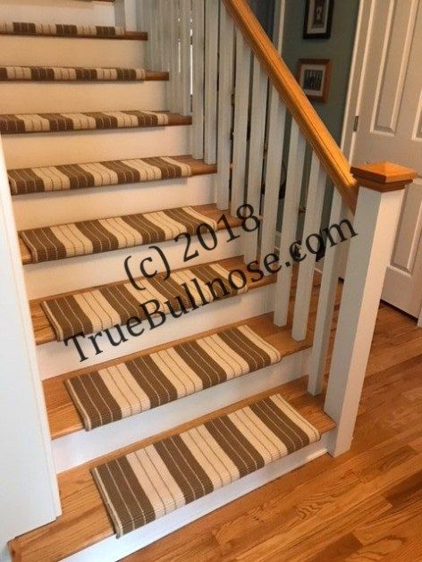 Best True Bullnose Carpet Stair Treads With Images Carpet 400 x 300