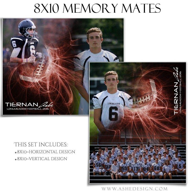 Sports Memory Mates 8x10 Mystic Explosion Football Sports Pictures Sports Photography Photography Tutorials Photoshop