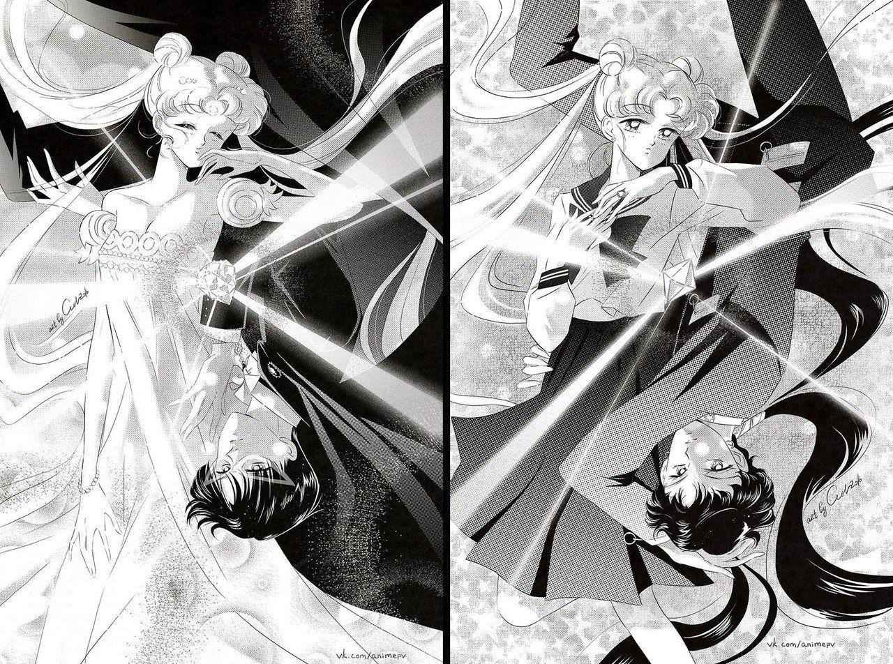 Художественные работы/by ASH/Anime art's photos – 2,031 ...
