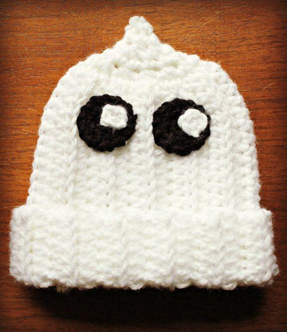 Crochet Fall Baby Hat, Pumpkin Hat, Ghost Hat, Apple Hat, Fall Baby ...
