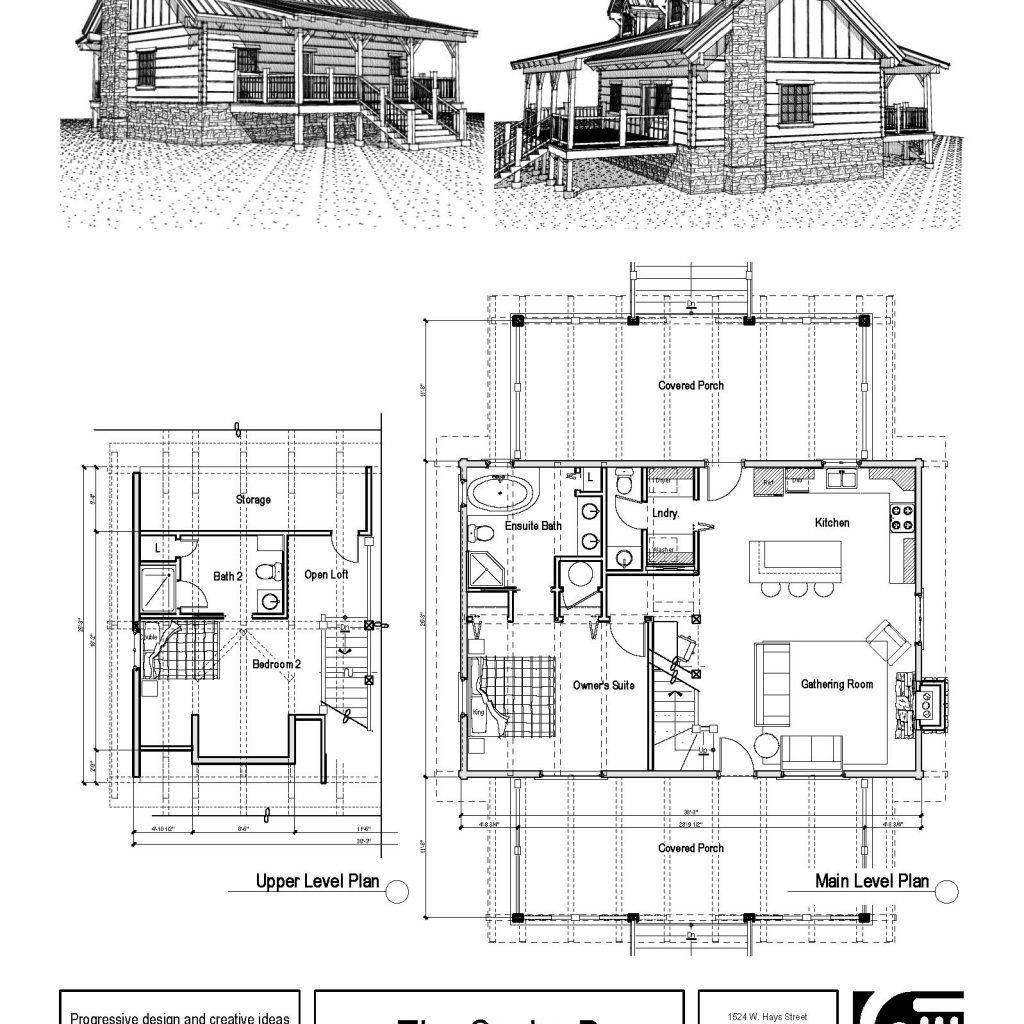 Small cabin floor plans with basement viajesairmar