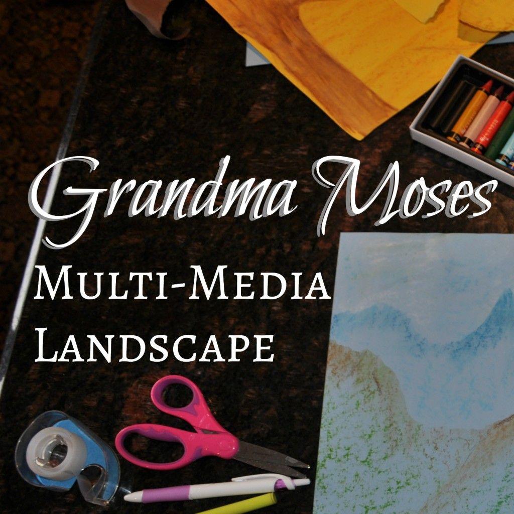 Grandma Moses Glitter Lover