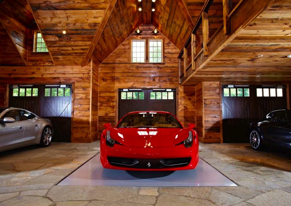 The Ultimate Garage | Garage Ideas | Garage design, Garage ...