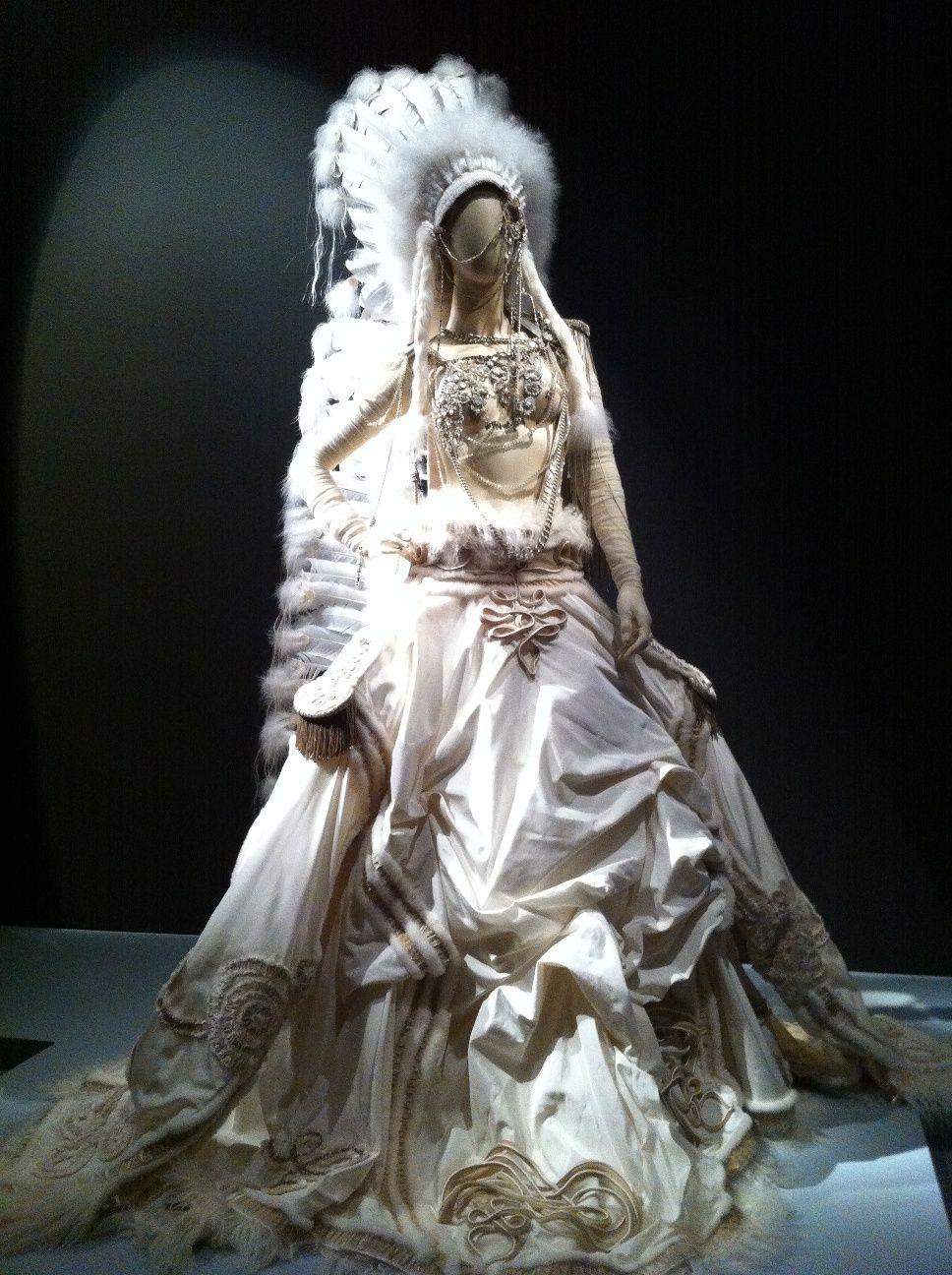 John Paul Gaultier - de Young museum exhibit