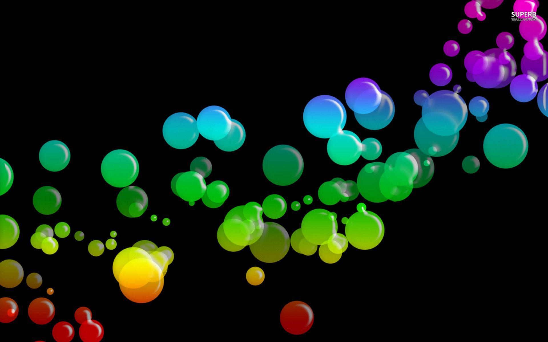 colorful bubbles colored bubbles wallpaper 1920x1200 colorful
