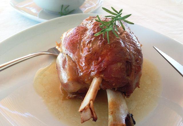 codillo de cerdo asado al horno ikea
