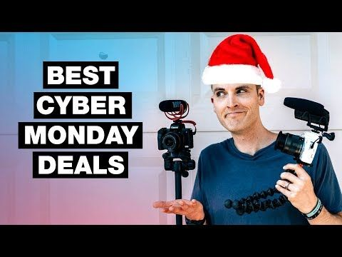 Top 10 Cyber Monday Tech And Camera Deals Cyber Monday