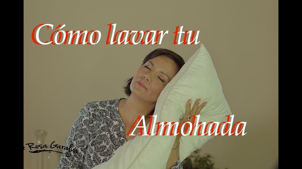C Mo Lavar Las Almohadas Limpieza Hogar Pinterest Lavar  ~ Limpiar Sofa De Tela Trucos Caseros