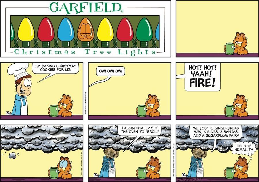Today On Garfield Comics By Jim Davis Garfield Comics Garfield Garfield Cartoon