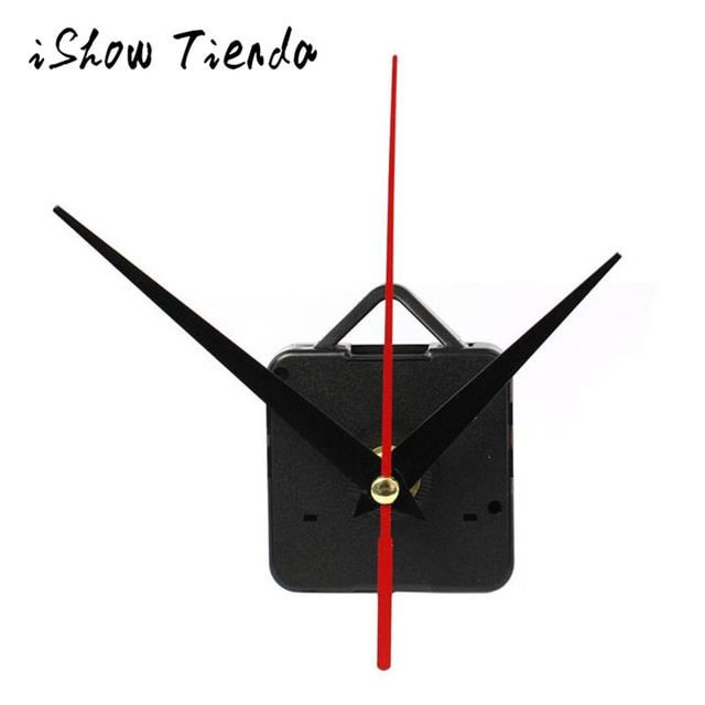 Special Section Quartz Clock Movement Mechanism Module Repair Diy Kit With Hands Light Bulbs Led Bulbs & Tubes