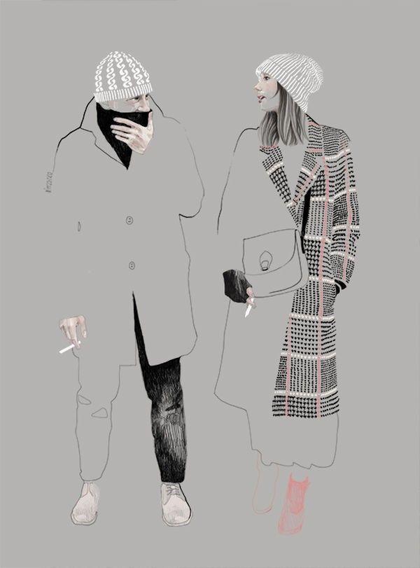 Fashion Illustrations by Agata Wierzbicka (15)